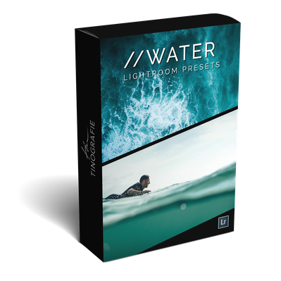 Preset-Box, Water, Lightroom-Presets, Tinografie, Fotografie, Download