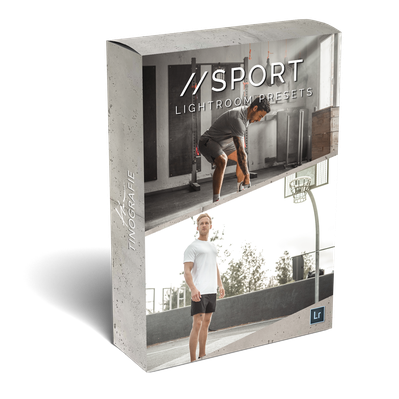 Preset-Box, Sport, Lightroom-Presets, Tinografie, Fotografie, Download