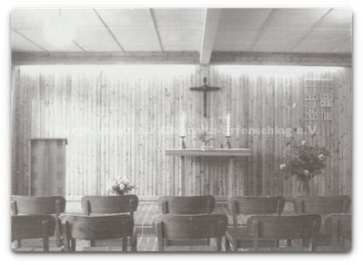 Kirchsaal 1986
