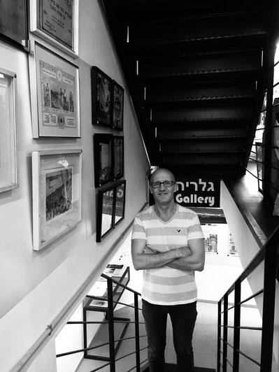 ArchitekTour Interview Tel Aviv Architekturreise