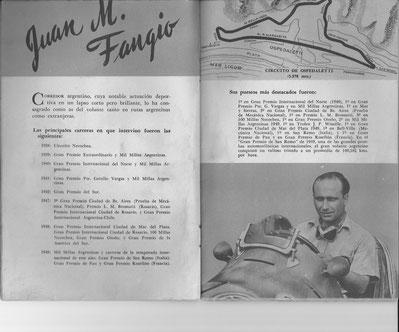 Juan M Fangio