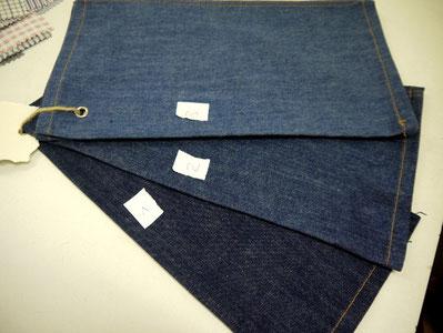Ökologisch hergestellte Jeansstoffe