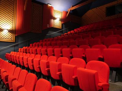 Quai des arts - salle de spectacle Vibraye