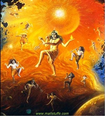 Die Erweiterungen Shivas die 11 Rudras...................
