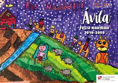 Fiestas en Avila Programa de Navidad