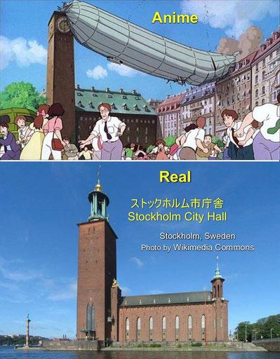 ストックホルム市庁舎