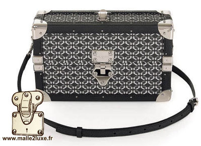 mini malle sac a main pour femme it trunk pinel & pinel moderne