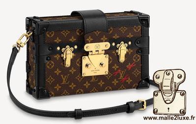 sac mini Malle Louis Vuitton 2021 femme