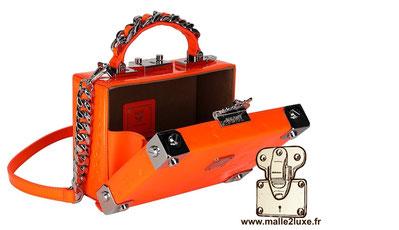 mini malle mcm berlin petite trunk sac a main tendance