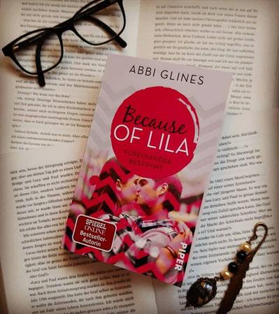 Because of Lila - Füreinander bestimmt von Abbi Glines