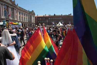 Nous sommes un chœur d hommes gays sur Toulouse