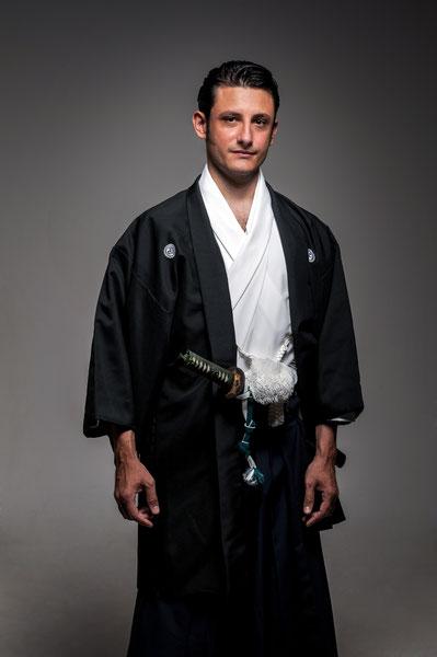 Renshi Luciano Gabriel Morgenstern - Europäischer Vertreter