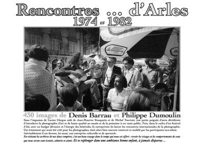 Ansel Adams et les grands maîtres ont sauvé le festival à ses débuts 1974 1975 1976 1977 1978 1980 1981 1982