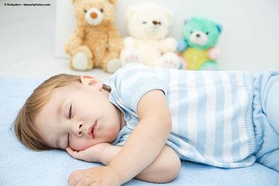 Schlafverhalten in der Kita für die Kinder positiv gestalten