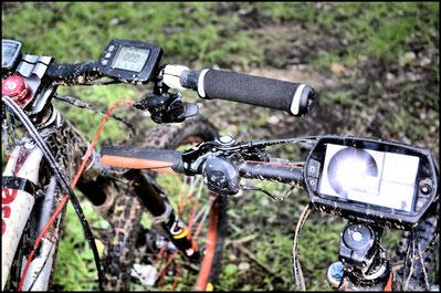 écran de moteur électrique bafang & bosch