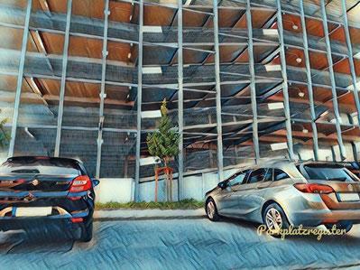 p10 parkplatz flughafen stuttgart