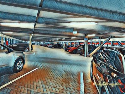 p4 parkplatz flughafen stuttgart