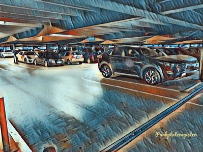 parking flughafen stuttgart