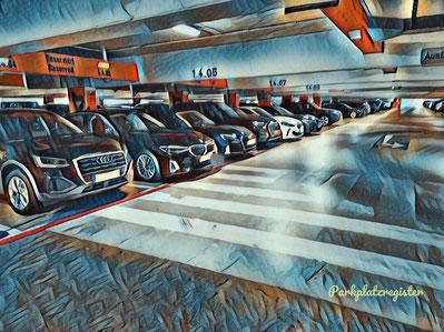 p6 parkplatz flughafen stuttgart