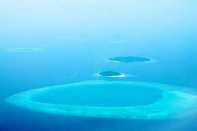 Malediven Atolle Urlaub buchen günstig Flitterwochen Male