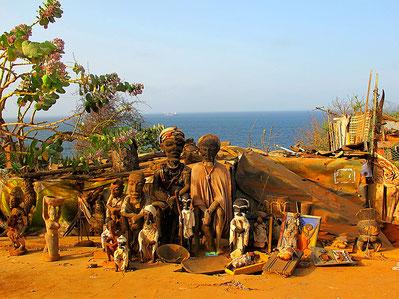 Gorée, Senegal © Tina Glibotić