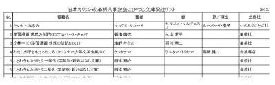 八事教会 こひつじ文庫(図書室児童書コーナー)