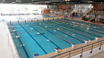 Piscine coubertin cpsmc plong e sous marine clermont for Piscine coubertin