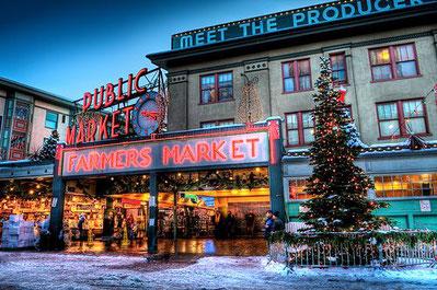 シアトルのお店の写真