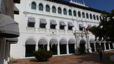 Bild: Justizgebäude in Cartagena in Kolumbien