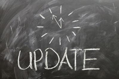 abasoft EVA Praxissoftware Online Update Neue Funktion