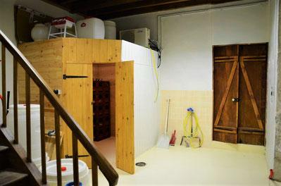 chambre de fermentation fermentation simple fermentation double fermentation triple, La Mousse du Guiers