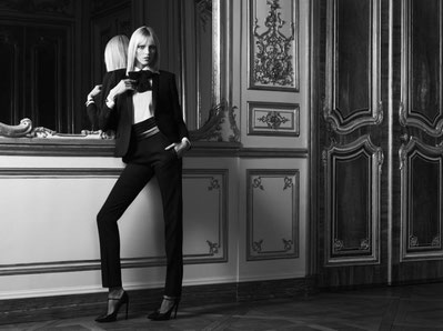 No smoking collection Paris Tailleur femme et smoking sur mesure