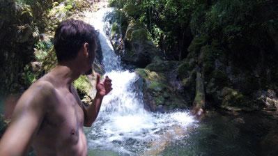 Cascate Vallone del Tuorno