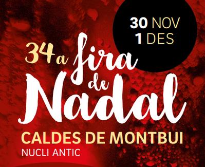 Fiestas en Caldes de Montbui Festes Fira de Nadal