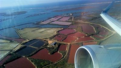 (Salz-) Küste an der Algarve