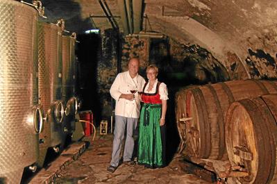 Weinkeller Restaurant Tanne Tannenkirch