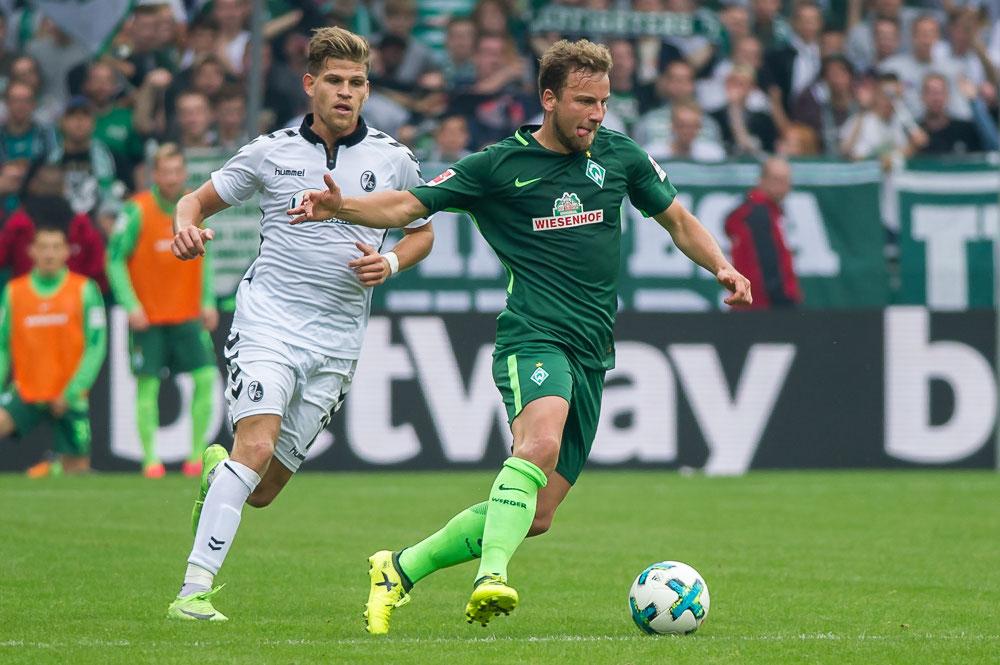 Werder Freiburg 2017