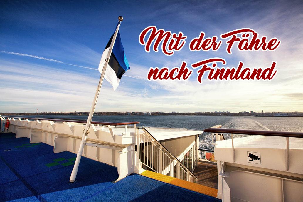 fähre deutschland finnland