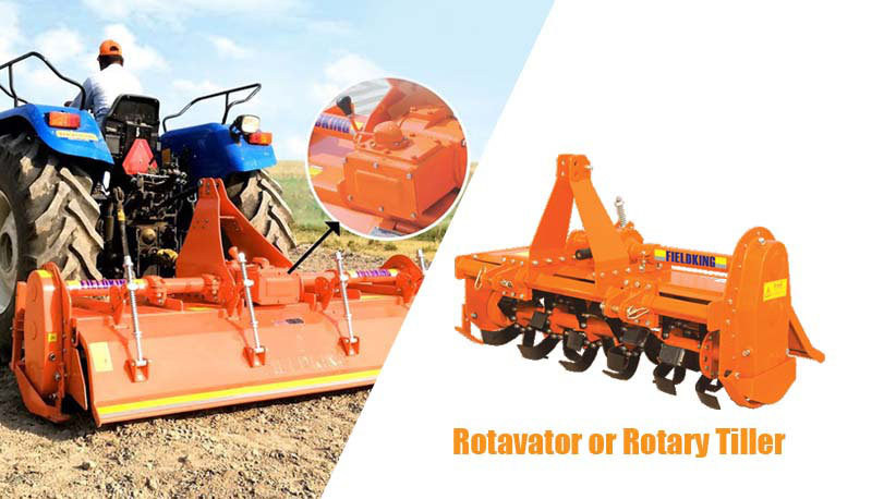 Rotavator Overview - Advantages Of Using a Rotavator