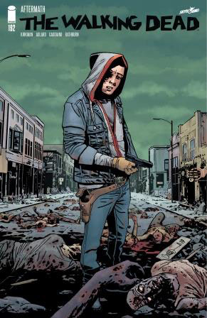 The Walking Dead Comic #192 Online Español de España