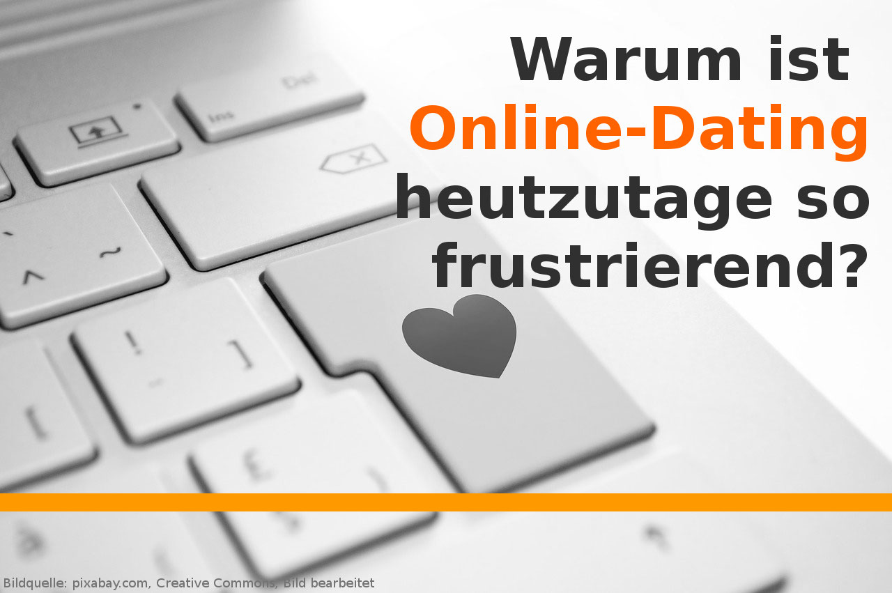 Tägliche Internet-Dating