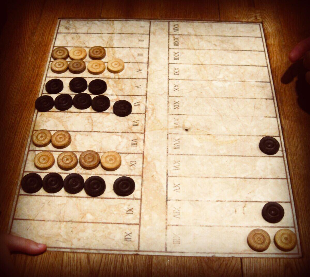 backgammon ein abakusspiel deutscher backgammon. Black Bedroom Furniture Sets. Home Design Ideas