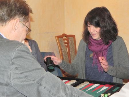 backgammon trotz weihnachten und sylvester deutscher. Black Bedroom Furniture Sets. Home Design Ideas