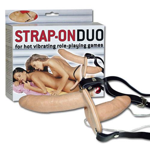 Sex Mit Strap On