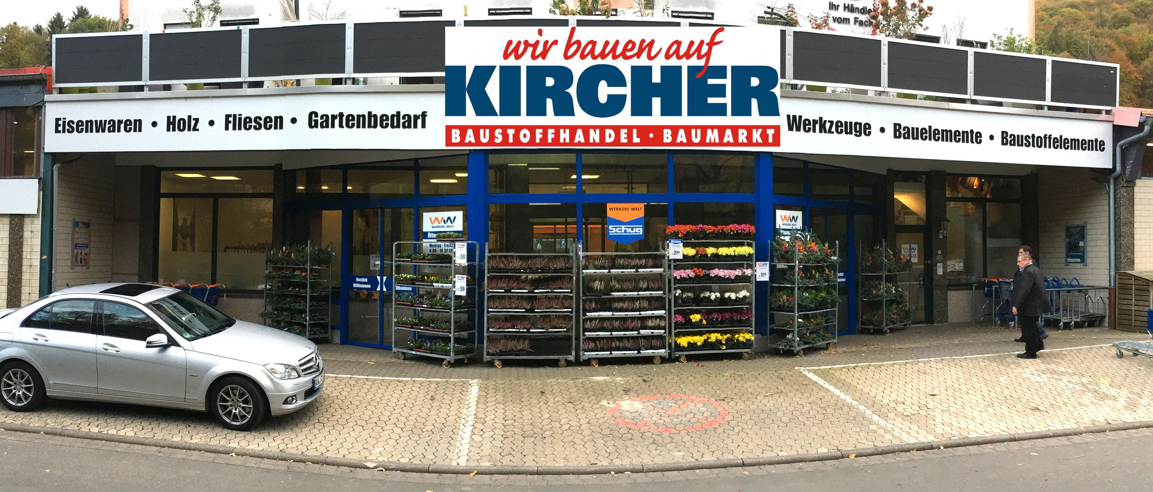 Baumarkt Selters neue standorte am nürburgring kircher baustoffes webseite