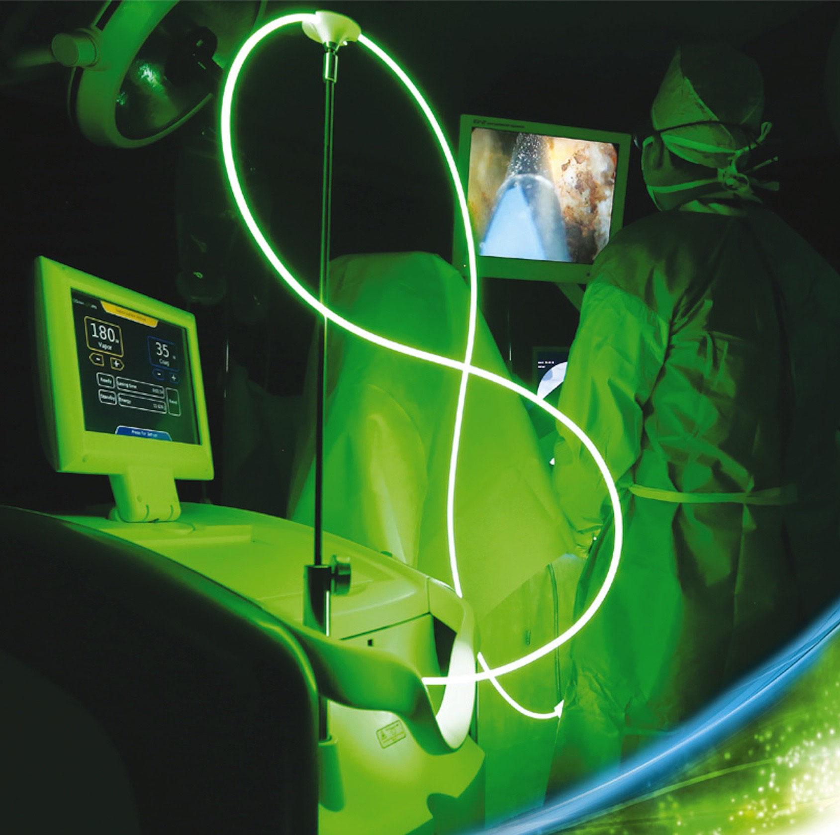 intervento prostata con laser)