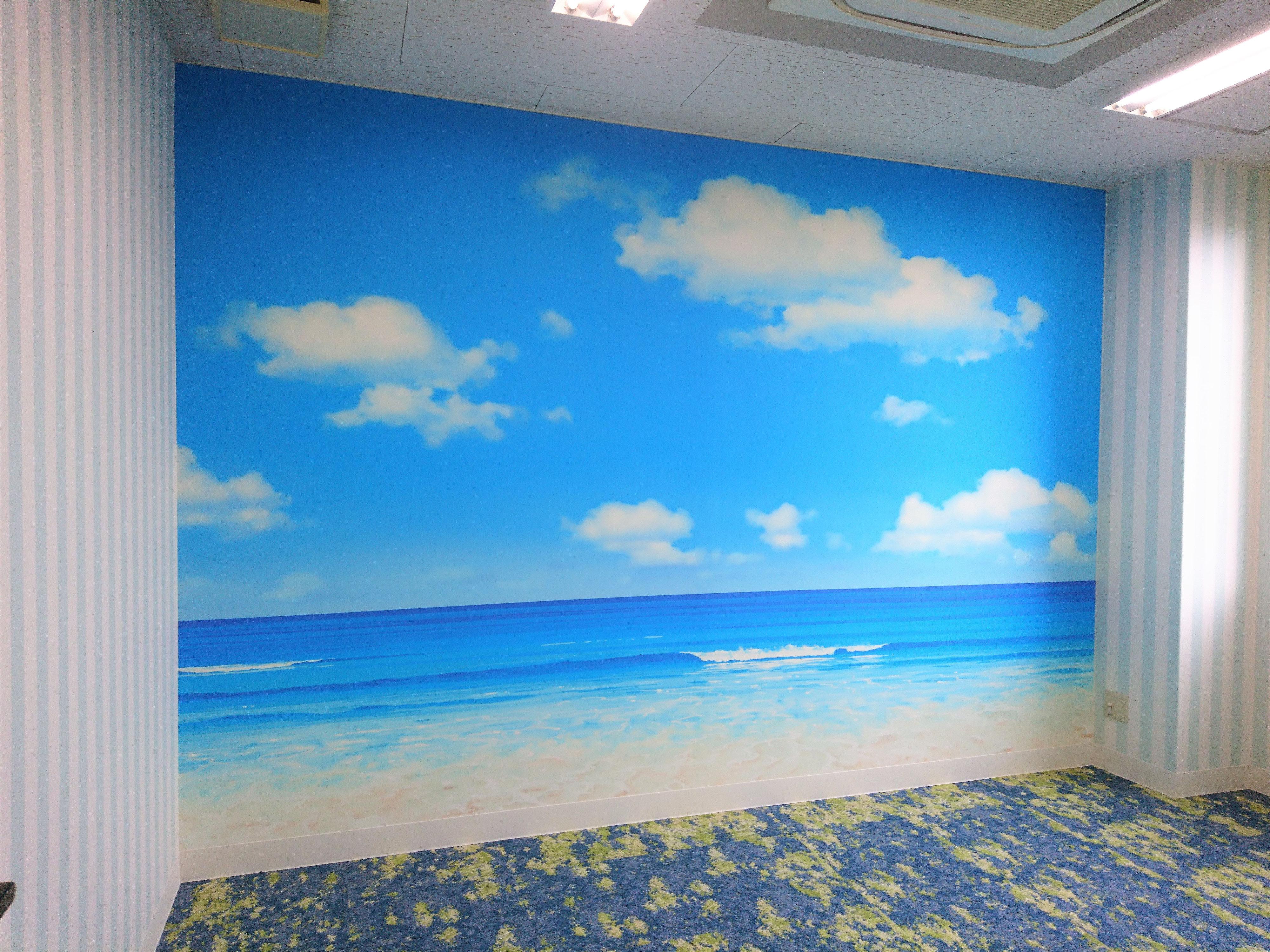 愛知県名古屋市 サンゲツの壁紙「ハイグラフィカ」施工 -  「イクメンリフォーム」は、岐阜・愛知(名古屋)でどこよりも絶対安く(激安)でリフォームを提供致します!