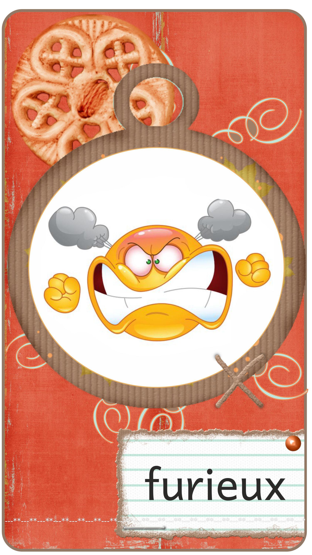 Les émotions Fiches De Préparations Cycle1 Cycle 2 Ulis