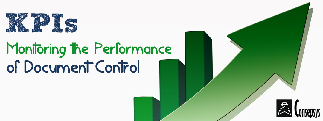 Kpis Monitoring The Performance Of Document Control