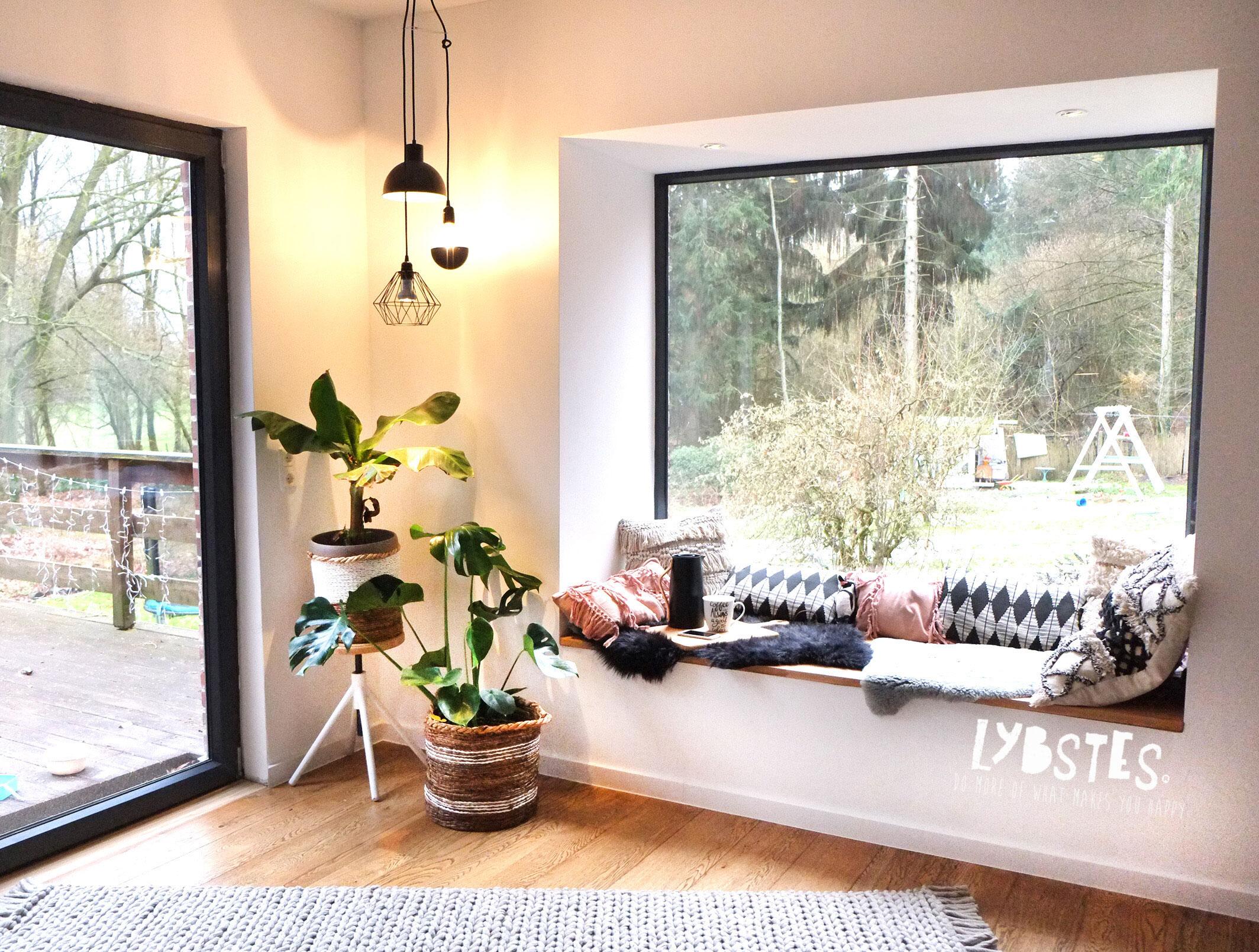 Unser Haus Lieblingsplatz Sitzfenster Lybstes